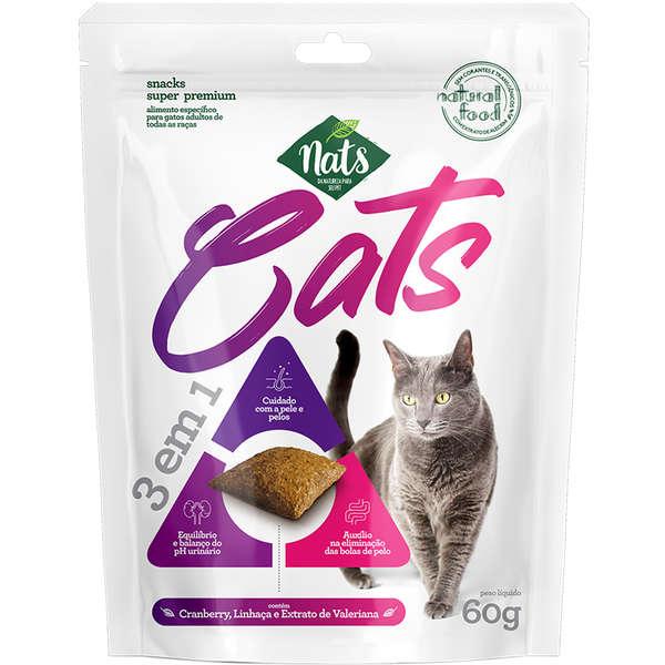 Nats Cats 3 em 1