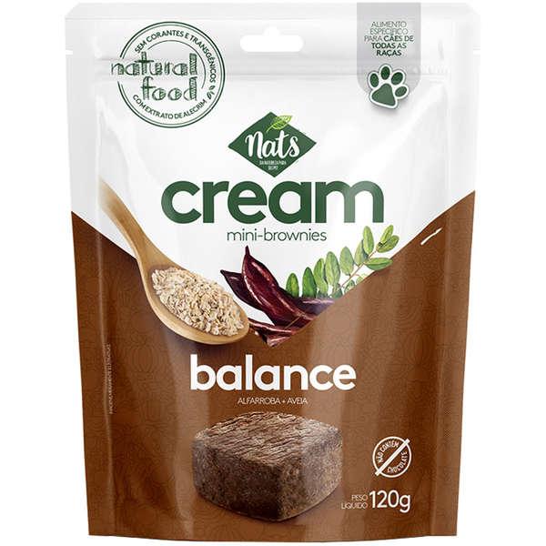 Nats Cream Mini Brownies Balance