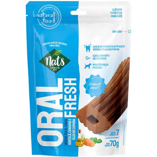 Nats Oral Fresh Raças Pequenas