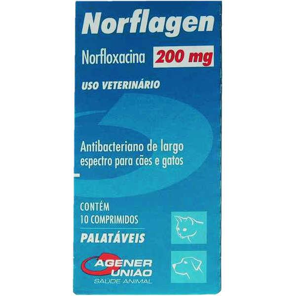 Norflagen 10 comprimidos - 200mg