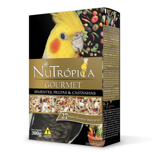 Nutrópica Calopsita Gourmet