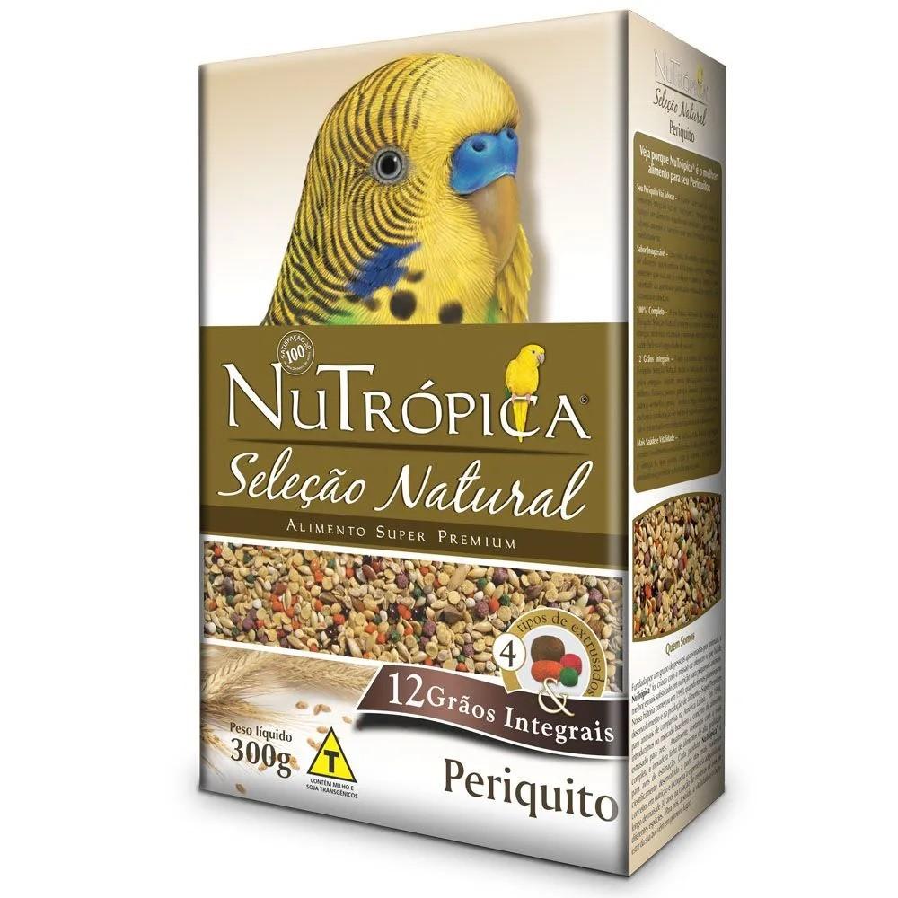 Nutrópica Seleção Natural Periquito