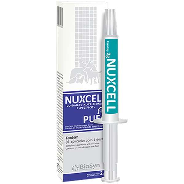 Nuxcell Pufa - 2g