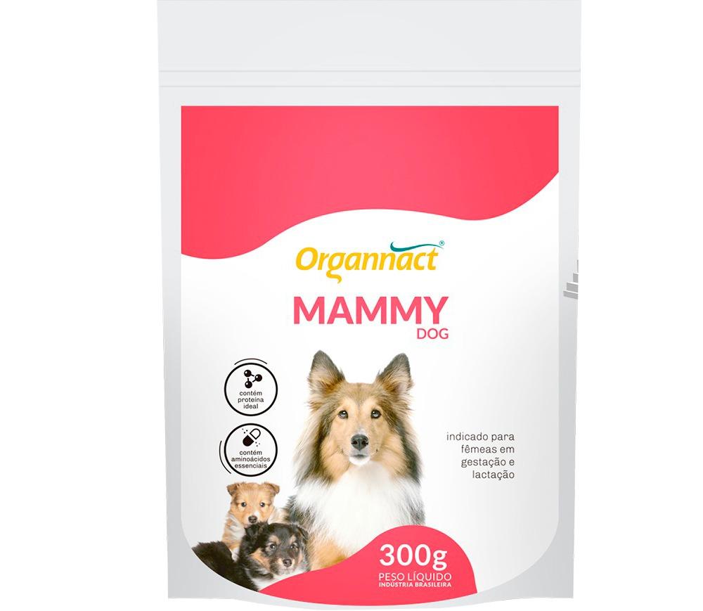 Organnact Mammy Dog em Pó