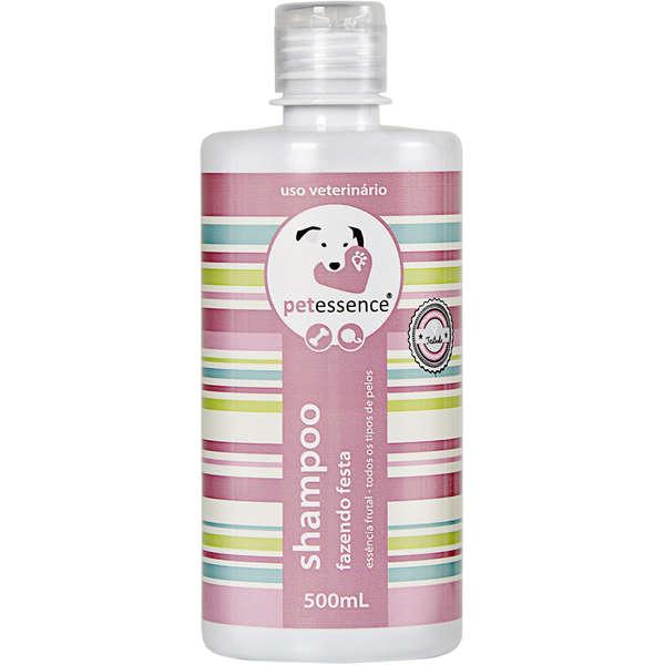 Petessence Shampoo Fazendo Festa