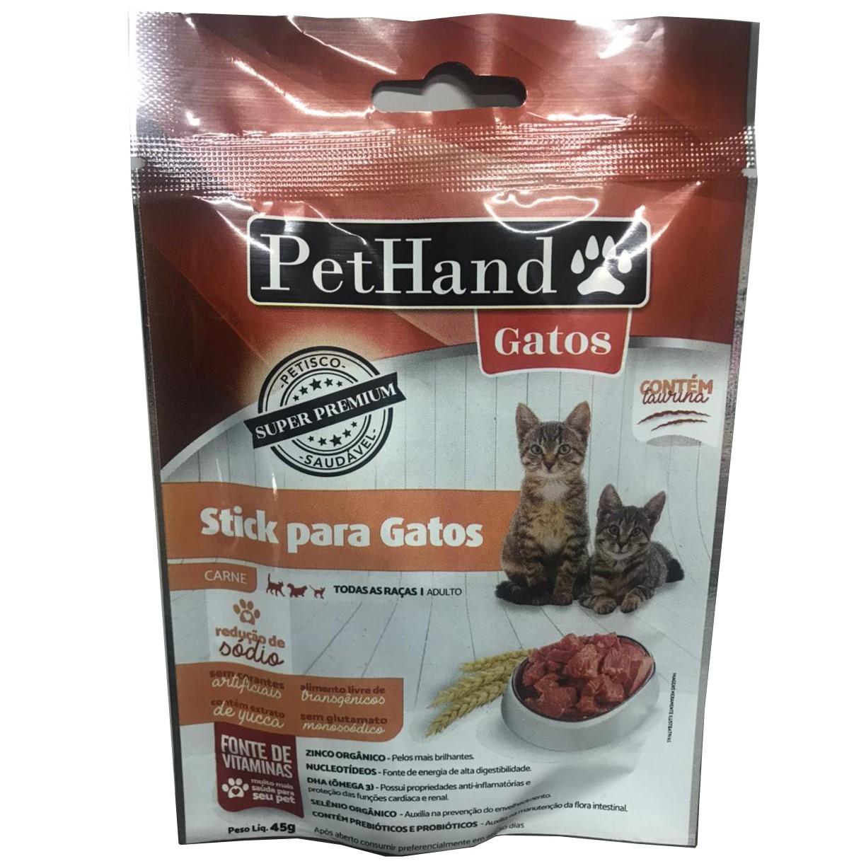 PetHand Gatos Sticks Super Premium Carne