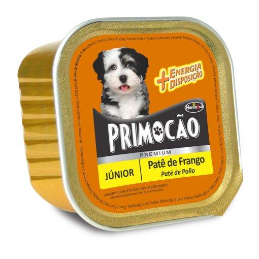 Primocão Patê Premium Junior Frango