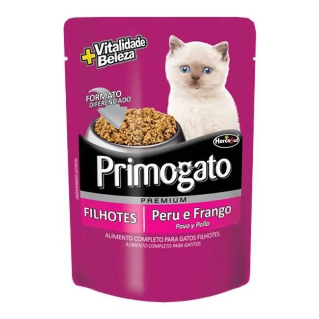 Primogato Sache Filhotes Peru e Frango