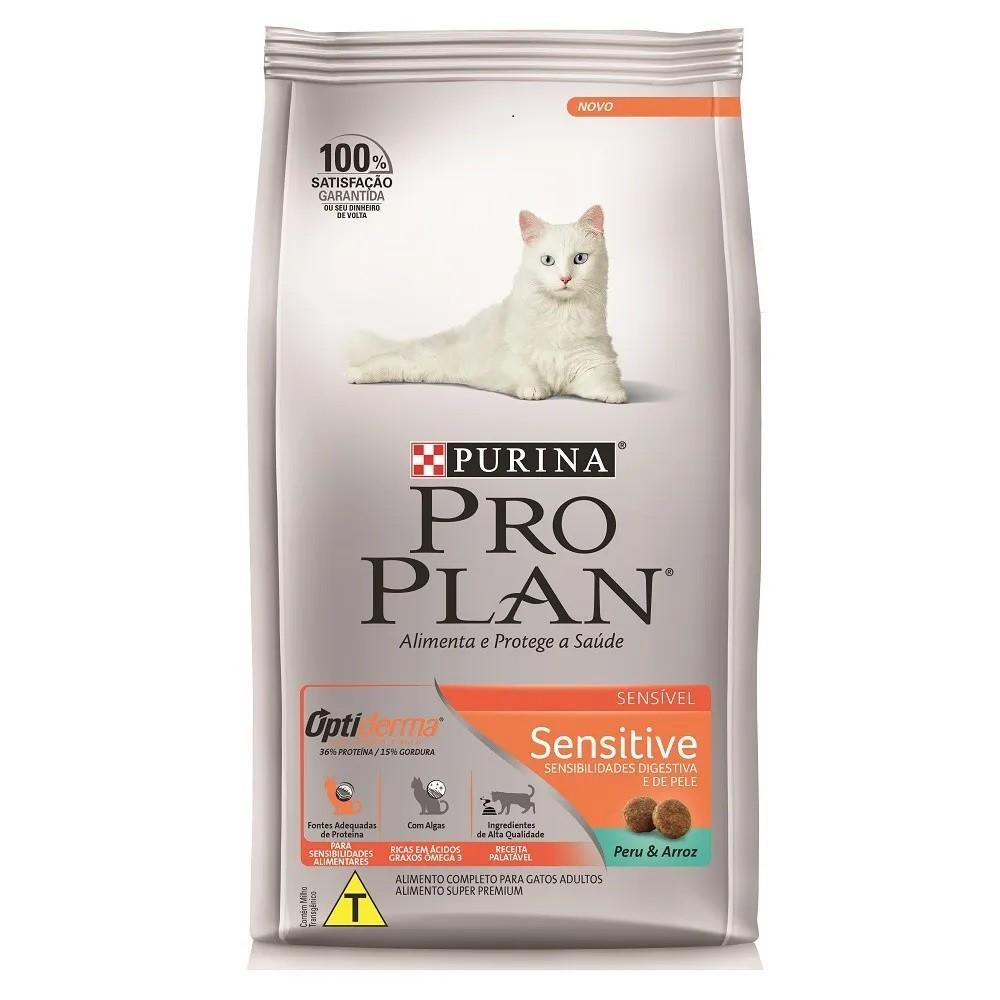 Pro Plan Gatos Adulto Sensitive