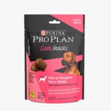 Pro Plan Snack Cão Pele e Pelagem