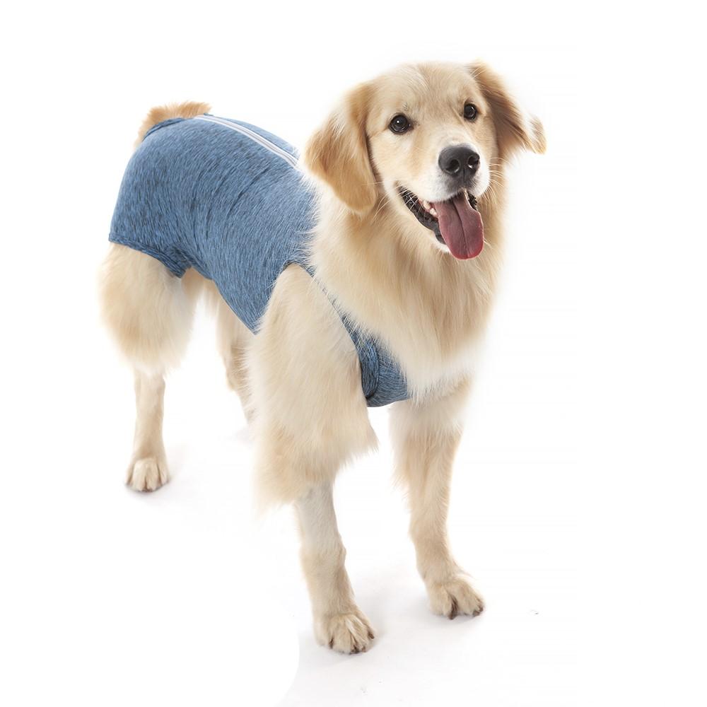 Roupa Pós-Cirúrgica para Cães Machos Castração Pet Med