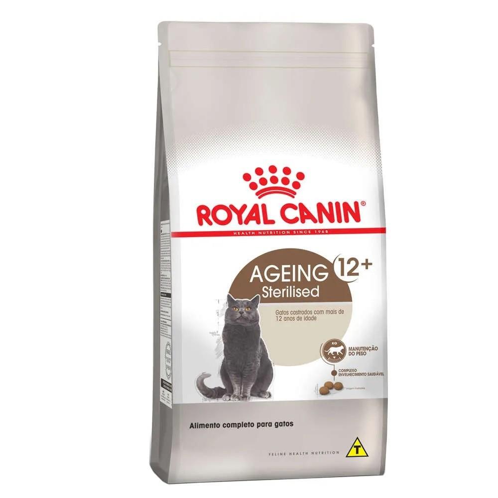 Royal Canin Sterilised Gatos +12