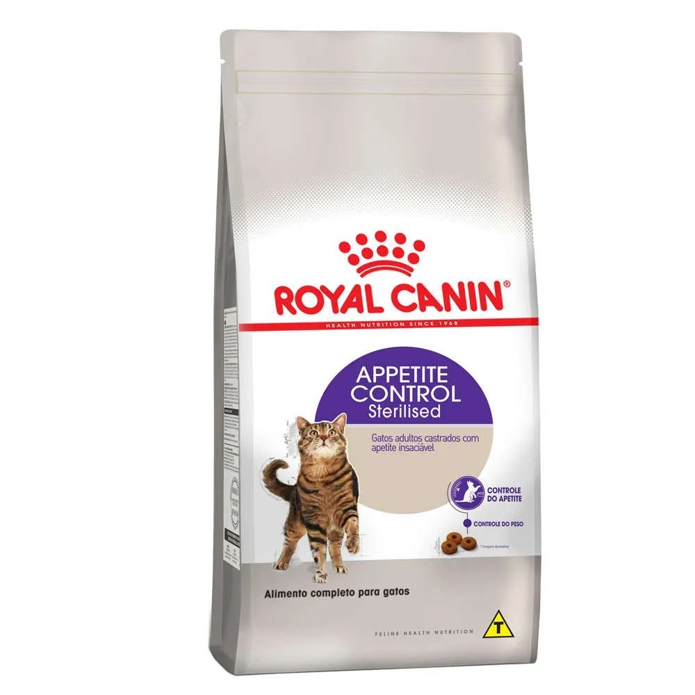 Royal Canin Sterilised Gatos Appetite Control
