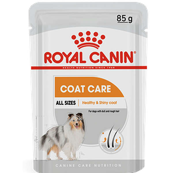Royal Canin Sachê Cão Coat Care
