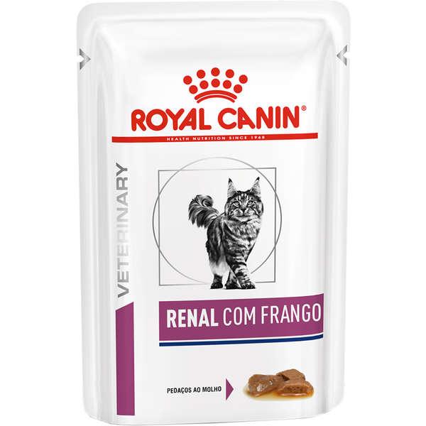 Royal Canin Veterinary Diet Feline Sachê Renal