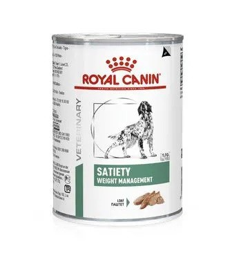 Royal Canin Veterinary Diet Lata Satiety