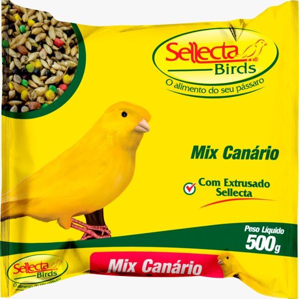 Sellecta Mix Canário