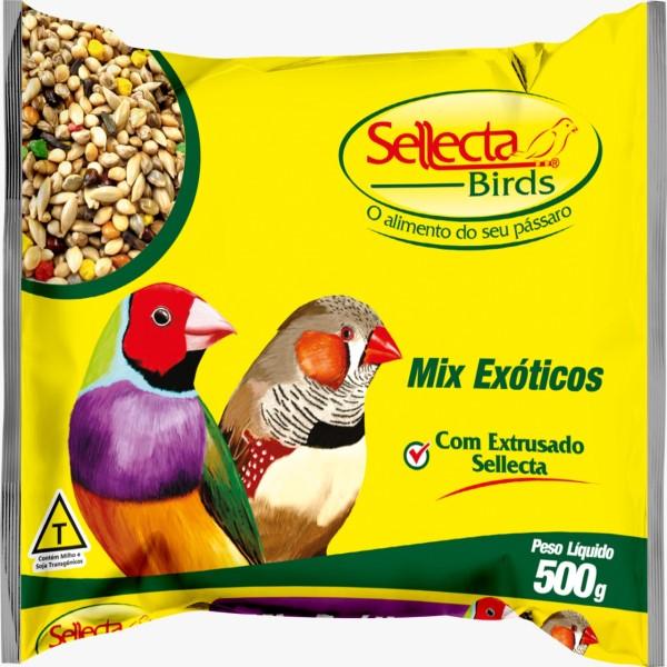 Sellecta Mix para Exóticos