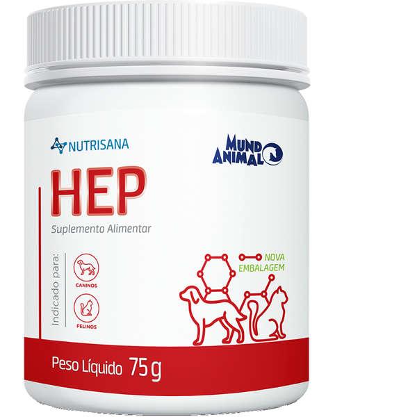 Suplemento Nutrisana Hep
