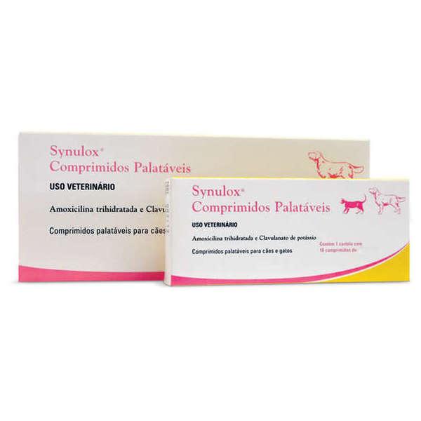 Synulox (10 Comprimidos)