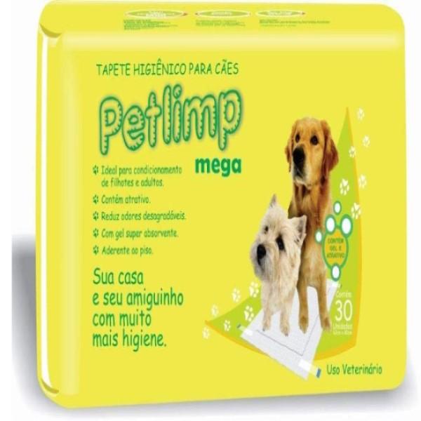 Tapete Higiênico Pet Limp Mega