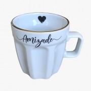 Caneca Café + Amizade