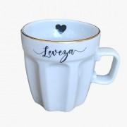 Caneca Café + Leveza