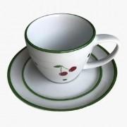 Xícara de café As Cerejas