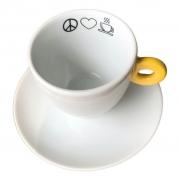 Xicara Paz, Amor e Café