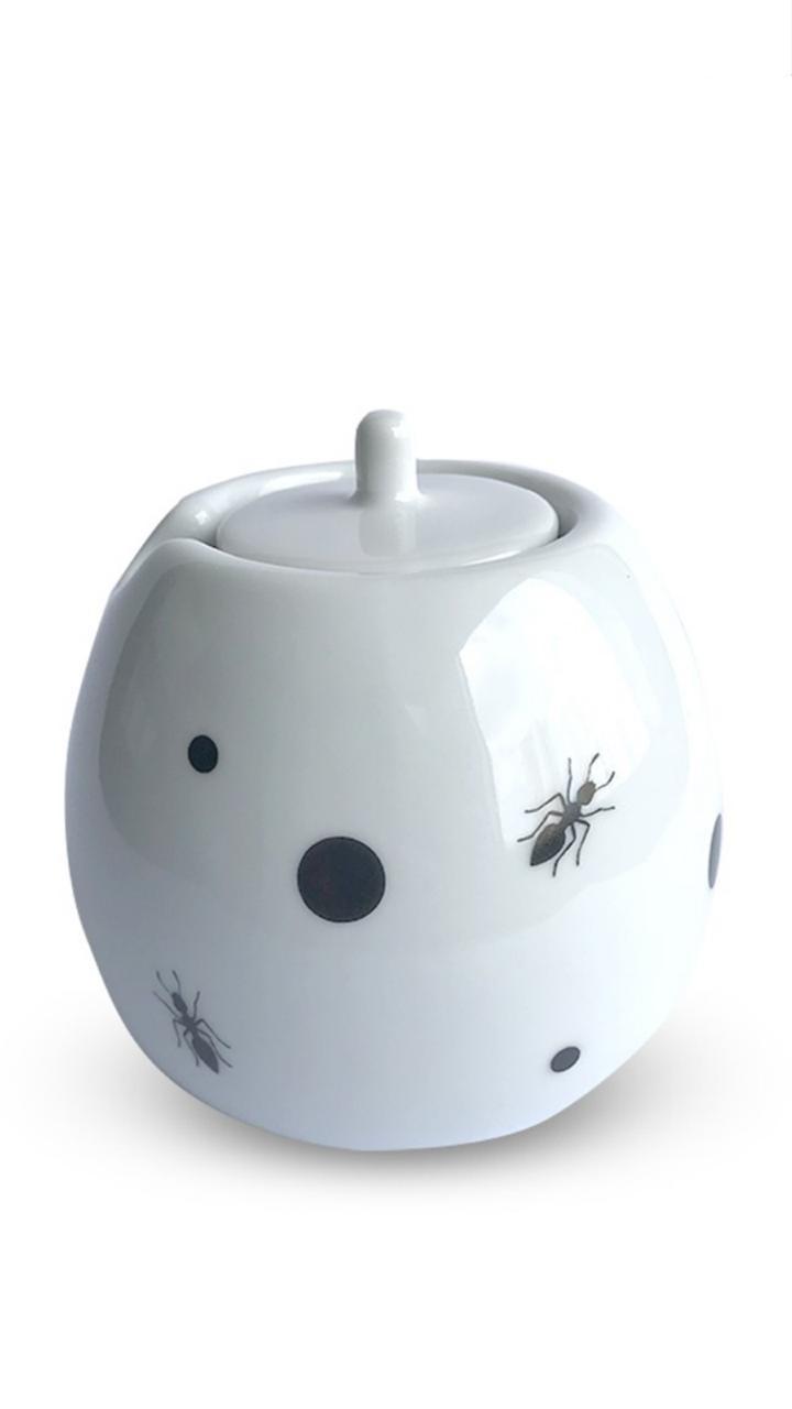 Açucareiro Formigas/Confete