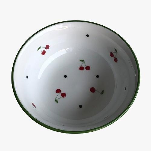 Bowl As cerejas