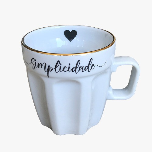 Caneca Café + Simplicidade