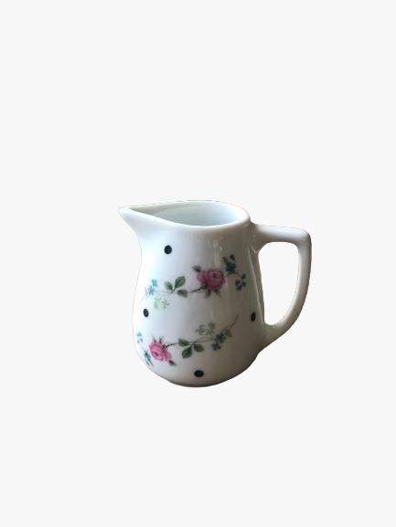 Mini leiteira Rosas