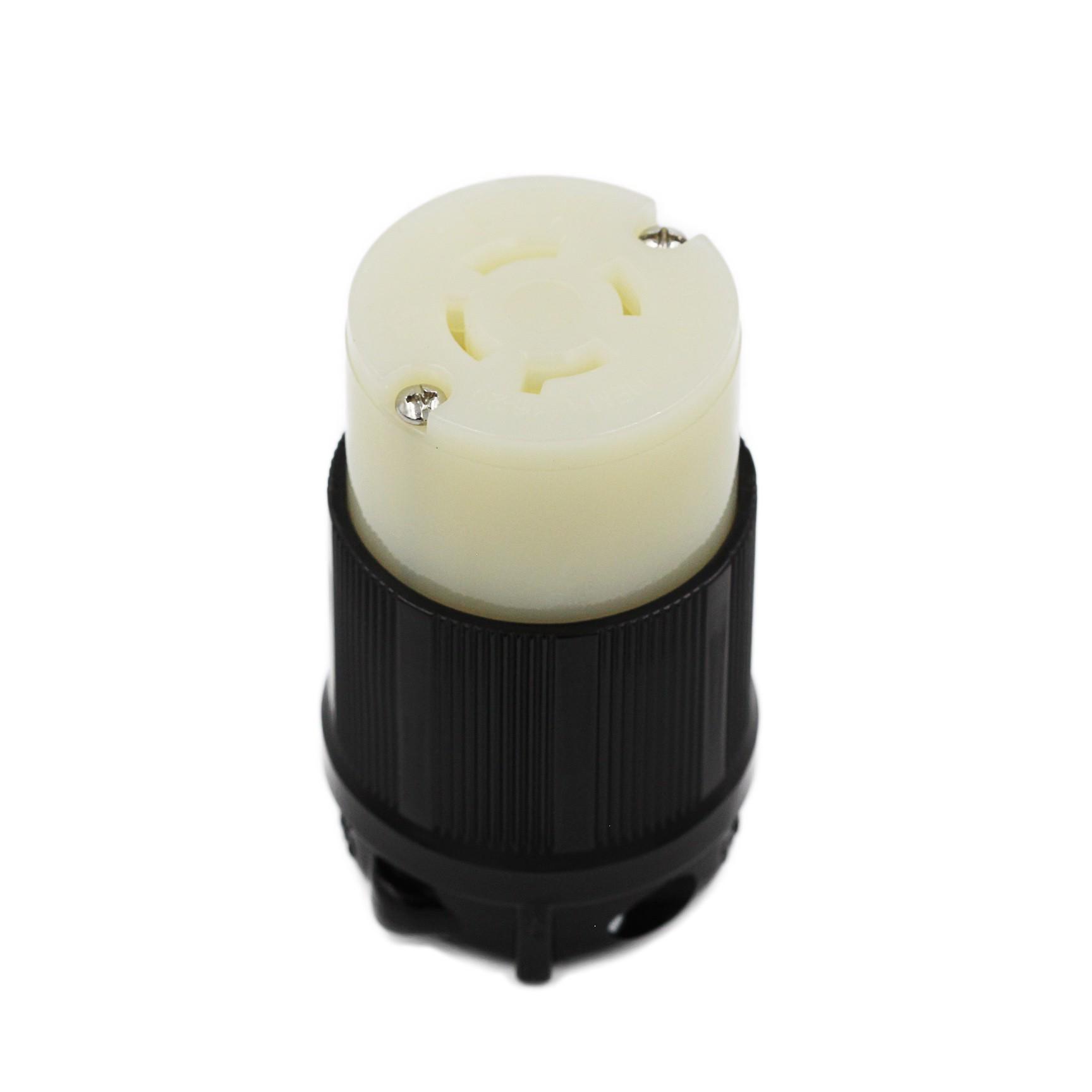 Conector Nema L16-20C - 20A - 480V 3P+T