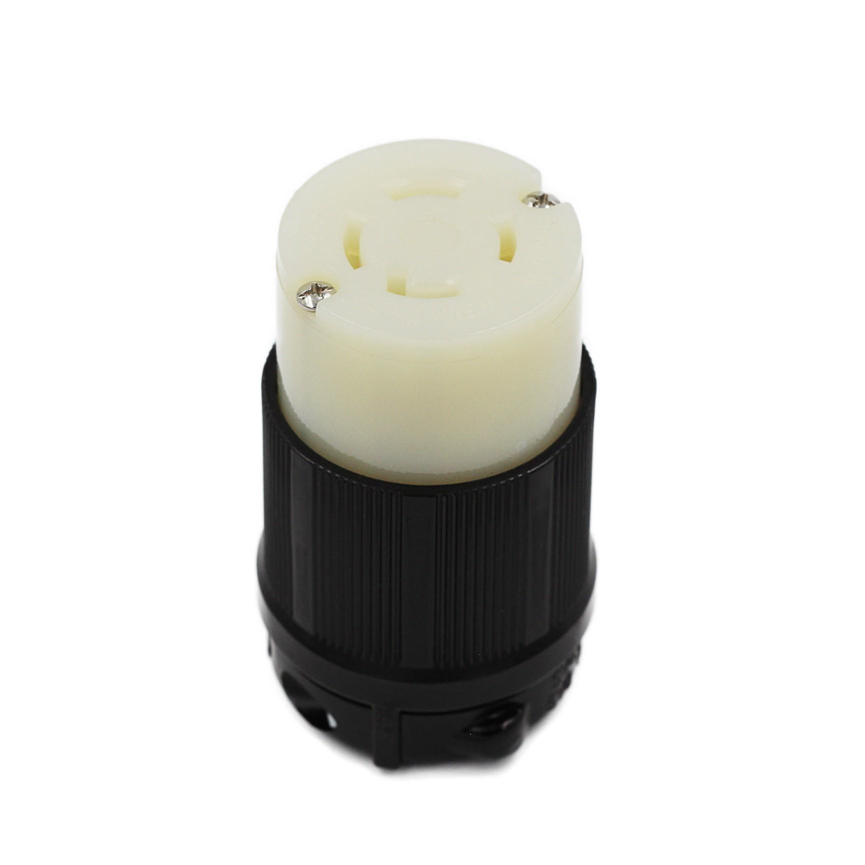 Conector Nema L16-30C - 30A - 480V 3P+T