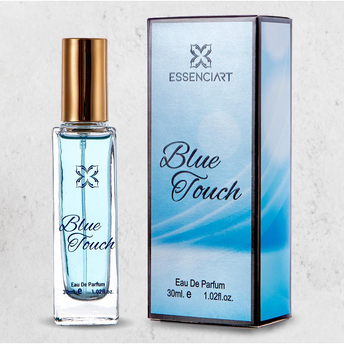 Essenciart Blue Touch Perfume Feminino Importado Edt 30ml