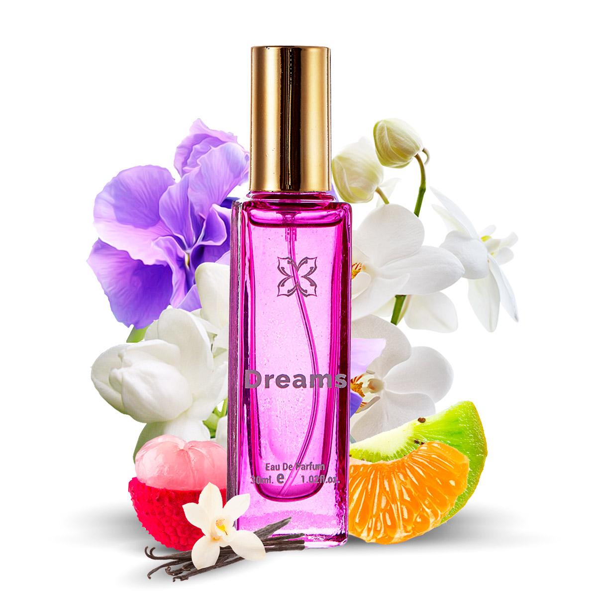 Essenciart Dreams Perfume Feminino Importado Edt 30ml