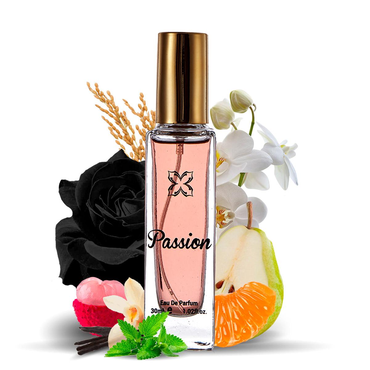 Essenciart Passion Perfume Feminino Importado Edt 30ml