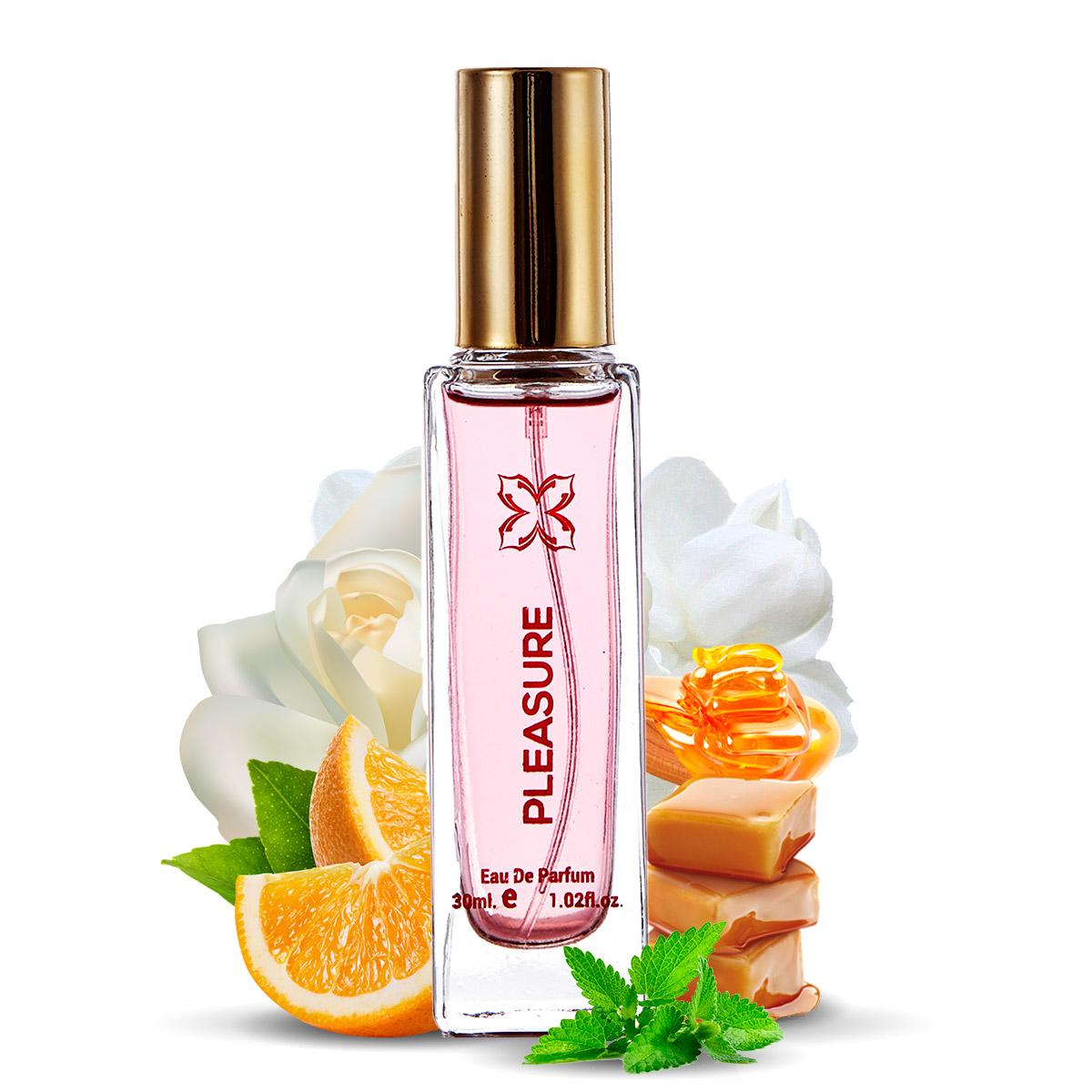 Essenciart Pleasure Perfume Feminino Importado Edt 30ml