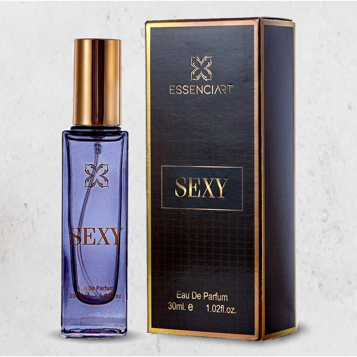 Essenciart Sexy Perfume Feminino Importado Edt 30ml