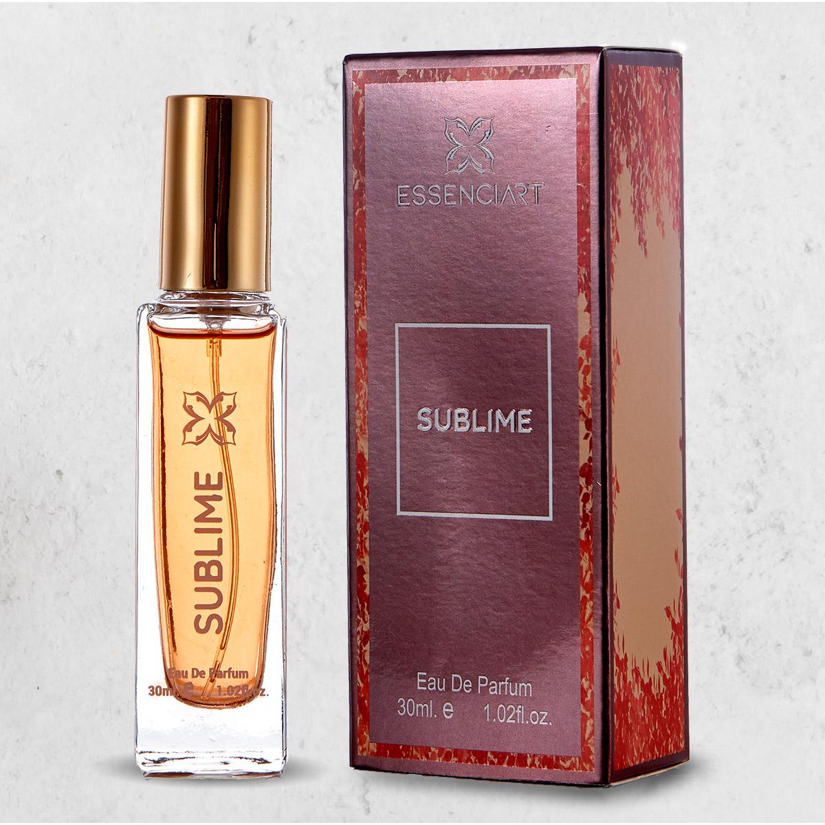 Essenciart Sublime Perfume Feminino Importado Edt 30ml