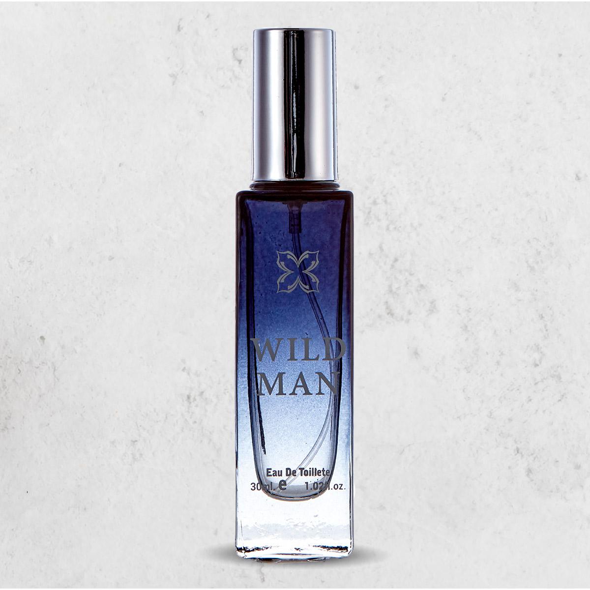 Essenciart Wild Man Perfume Masculino Importado Edt 30ml