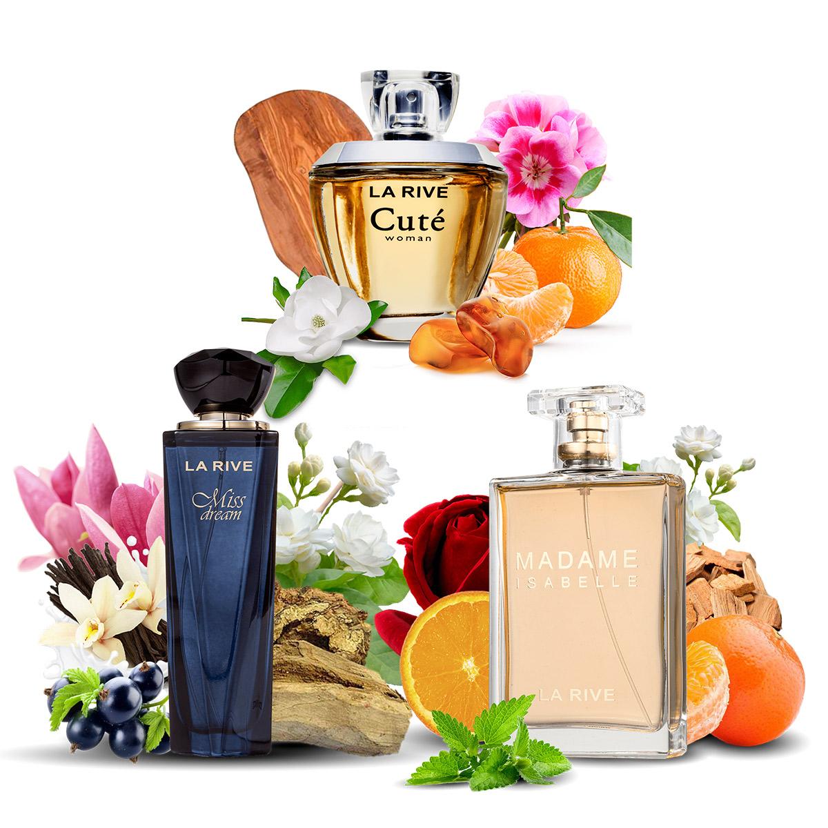 Kit 10 Perfumes Importados La Rive Atacado Mais Vendidos  - Mercari Perfumes