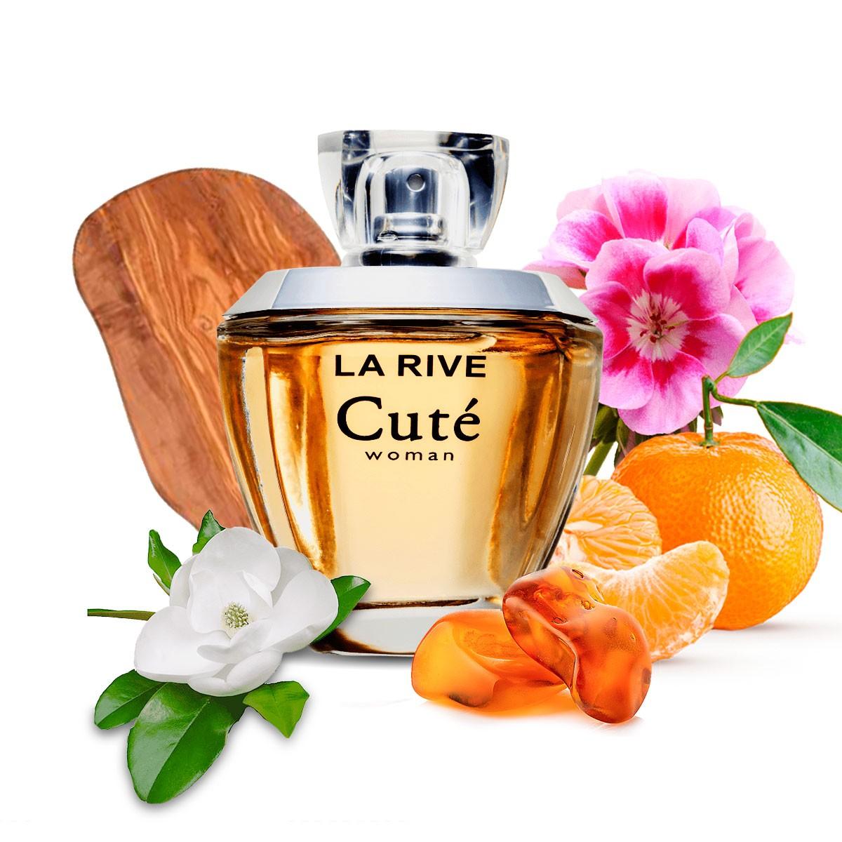 Kit 10 Perfumes Importados La Rive Feminino Atacado