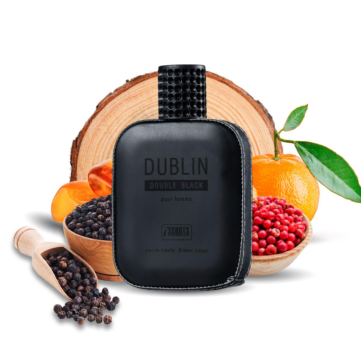 Kit 2 Perfumes Importados Ebon e Dublin I Scents