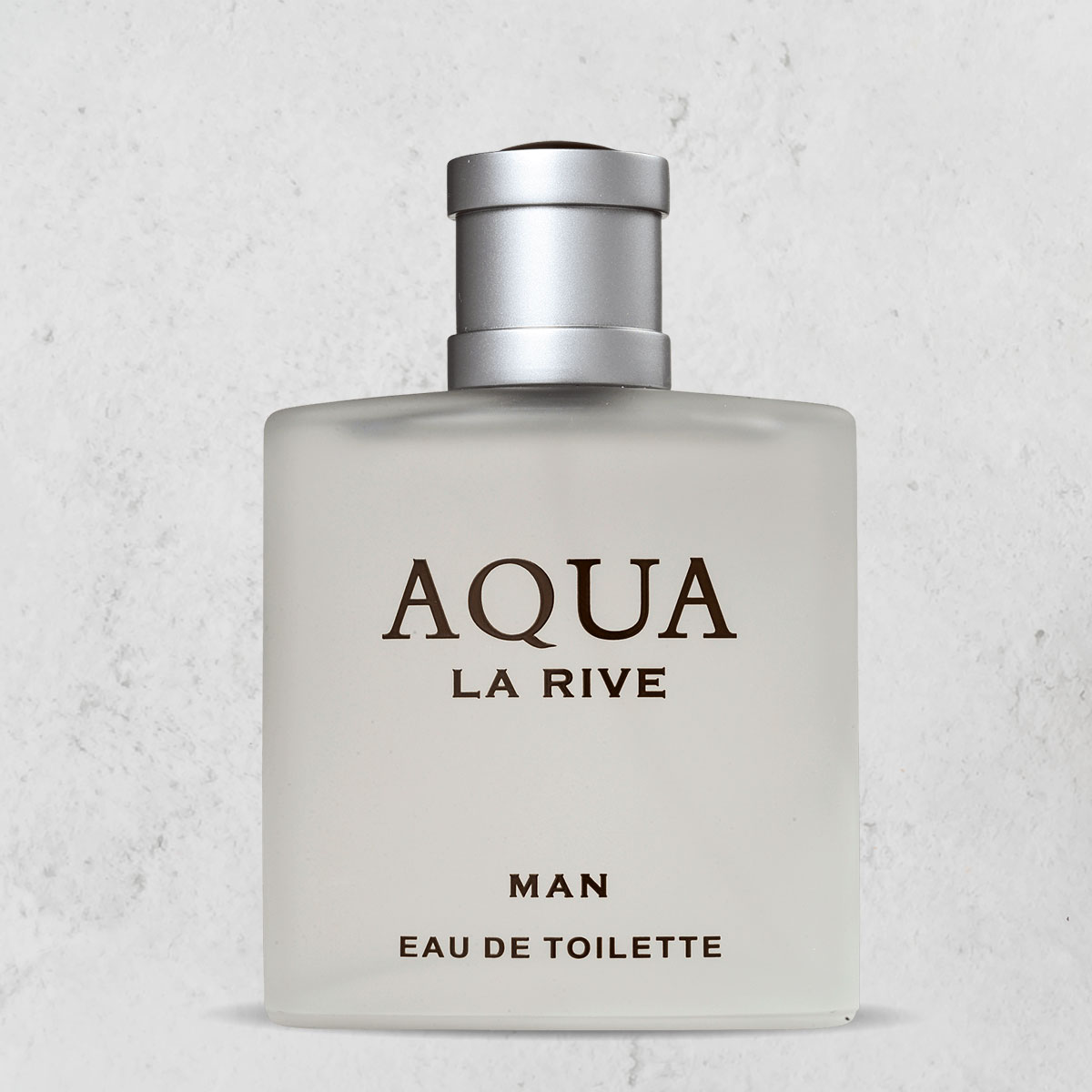 Kit 3 Perfumes Aqua Man La Rive 100ml Edt Masculino