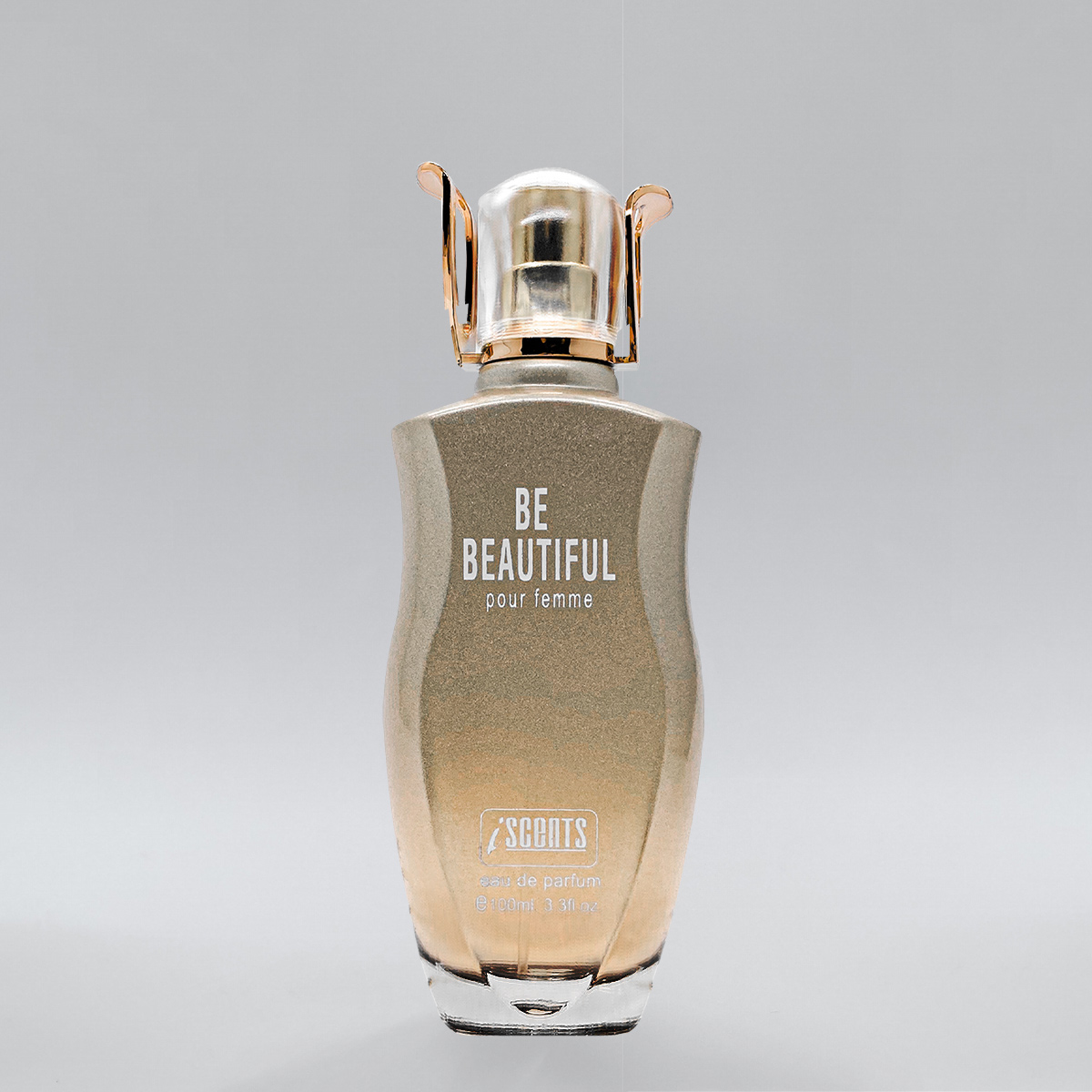 Kit 3 perfumes, Be Beautifull, Fantasia e Ebon I Scents