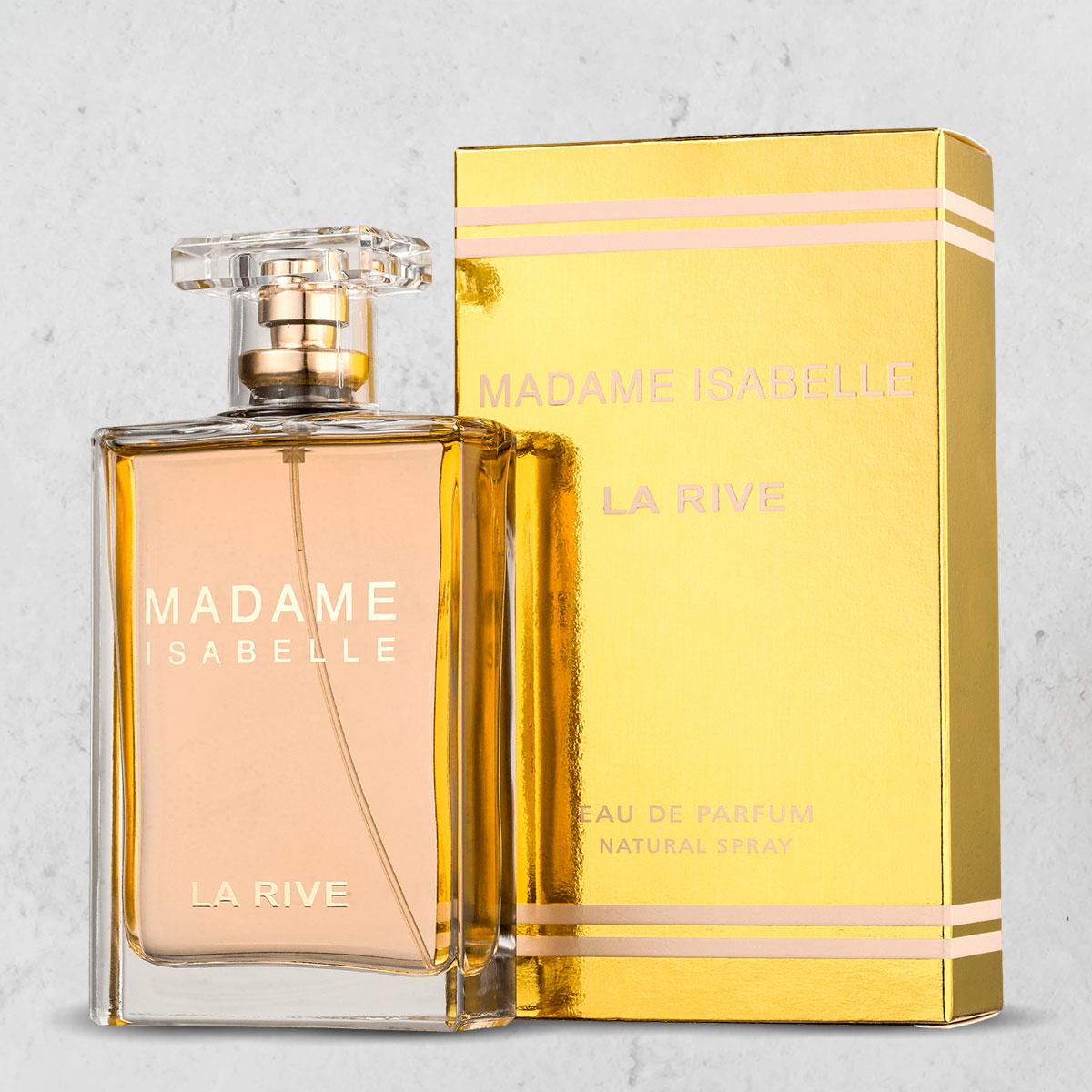 Kit 3 Perfumes Importados Femininos Madame Isabelle La Rive  - Mercari Perfumes