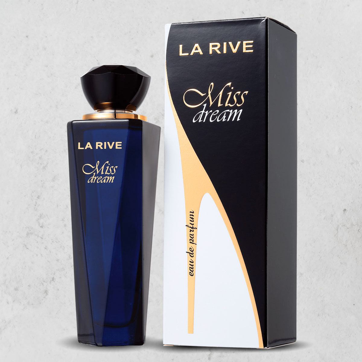 Kit 3 Perfumes Importados Femininos Miss Dream 100ml La Rive