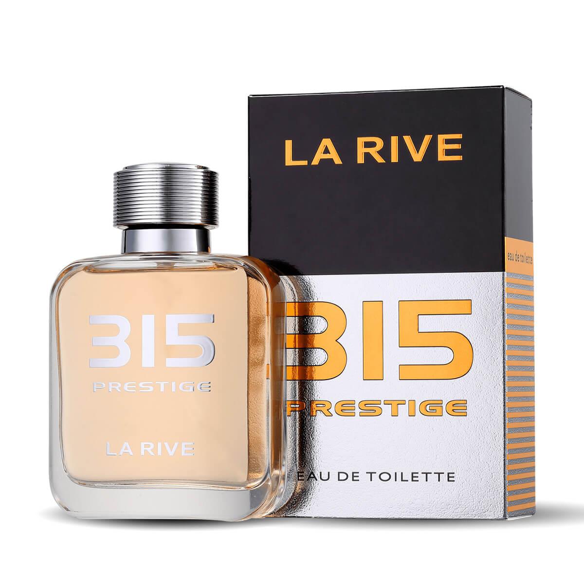 Kit 3 Perfumes Importados Masculinos 315 Prestige La Rive